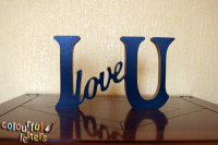 I love U composition